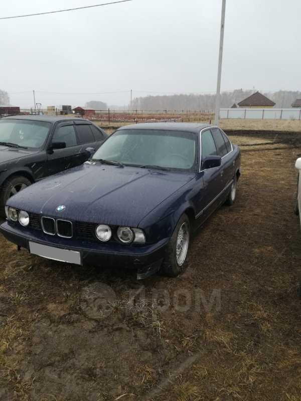 BMW 5-Series, 1991 год, 87 000 руб.