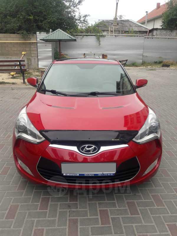 Hyundai Veloster, 2012 год, 600 000 руб.
