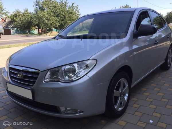 Hyundai Elantra, 2009 год, 400 000 руб.