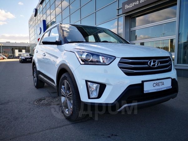 Hyundai Creta, 2019 год, 1 140 000 руб.