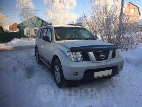 Nissan Pathfinder, 2006 год, 500 000 руб.
