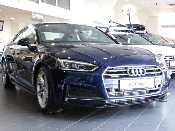 Audi A5, 2019 год, 3 762 092 руб.