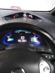 Амурск Nissan Leaf 2013