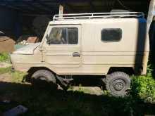 Новосибирск ЛуАЗ 1985