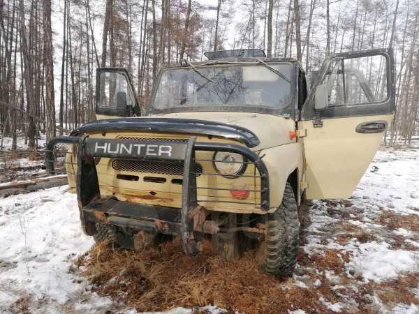 УАЗ 469, 1997 год, 180 000 руб.