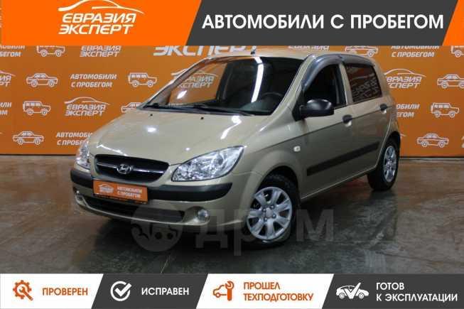 Hyundai Getz, 2010 год, 396 000 руб.