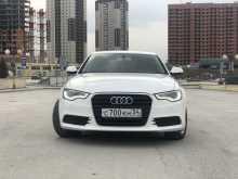 Новосибирск Audi A6 2011