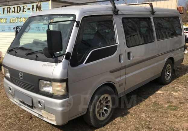 Mazda Bongo Brawny, 2002 год, 335 000 руб.