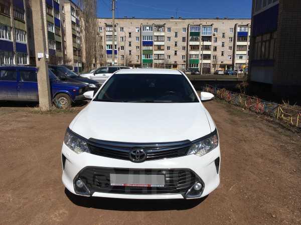Toyota Camry, 2016 год, 1 380 000 руб.