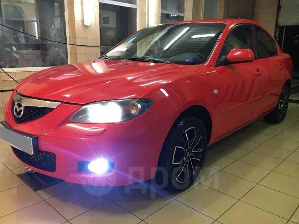 Mazda Mazda3, 2008 год, 401 000 руб.