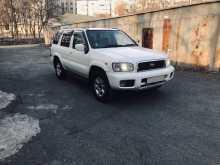 Владивосток Terrano 2001