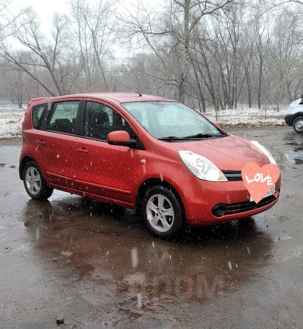 Nissan Note, 2007 год, 310 000 руб.