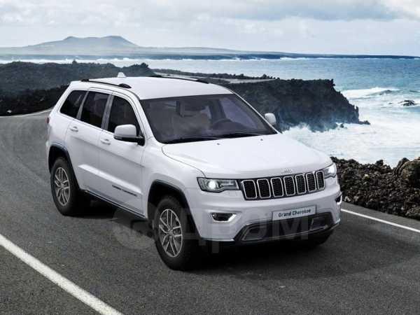 Jeep Grand Cherokee, 2018 год, 3 610 000 руб.