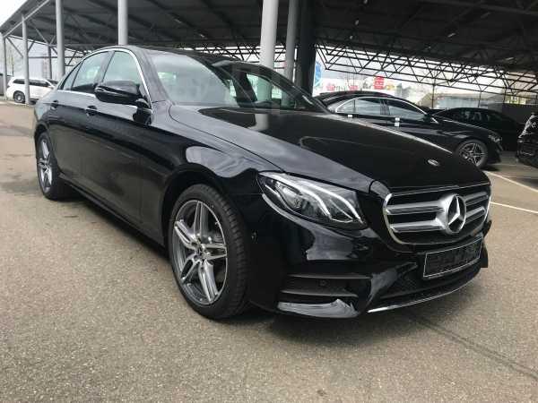 Mercedes-Benz E-Class, 2019 год, 2 890 000 руб.