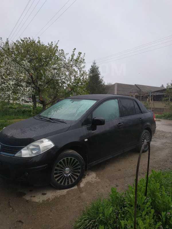 Nissan Tiida, 2008 год, 329 000 руб.