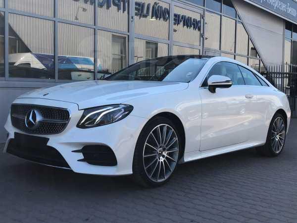 Mercedes-Benz E-Class, 2018 год, 4 008 844 руб.
