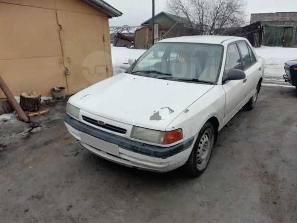 Mazda Familia, 1992 год, 45 000 руб.