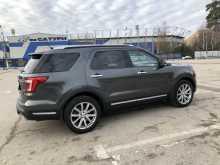 Москва Ford Explorer 2018