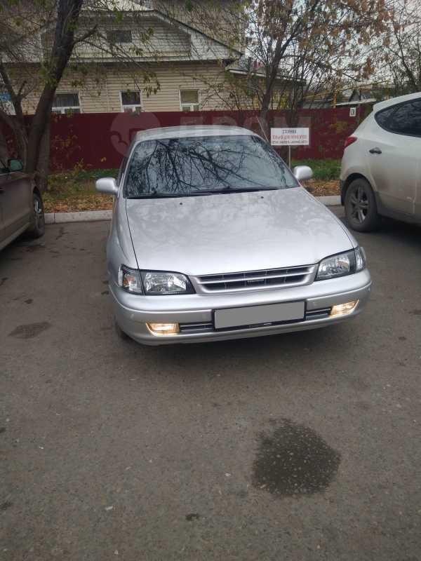 Toyota Carina E, 1997 год, 210 000 руб.