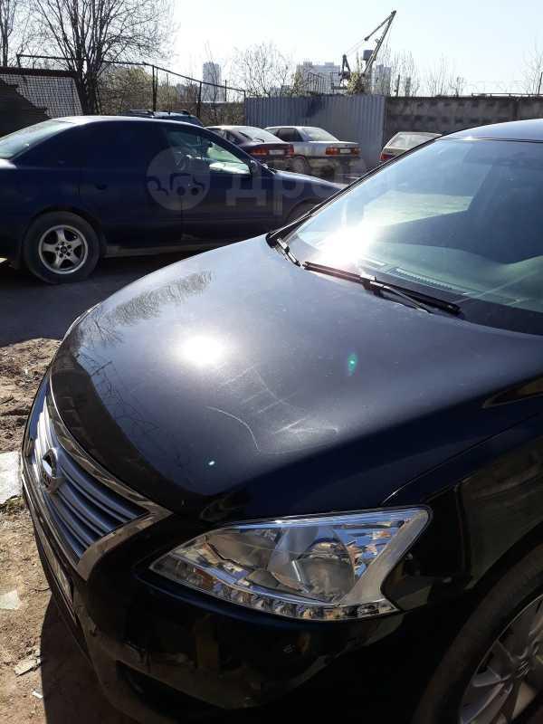 Nissan Sentra, 2015 год, 590 000 руб.