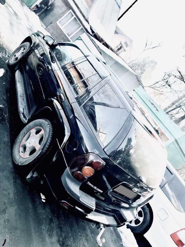 Chevrolet TrailBlazer, 2005 год, 525 000 руб.