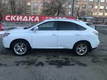 Челябинск RX450h 2011