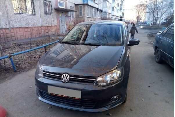 Volkswagen Polo, 2011 год, 419 000 руб.