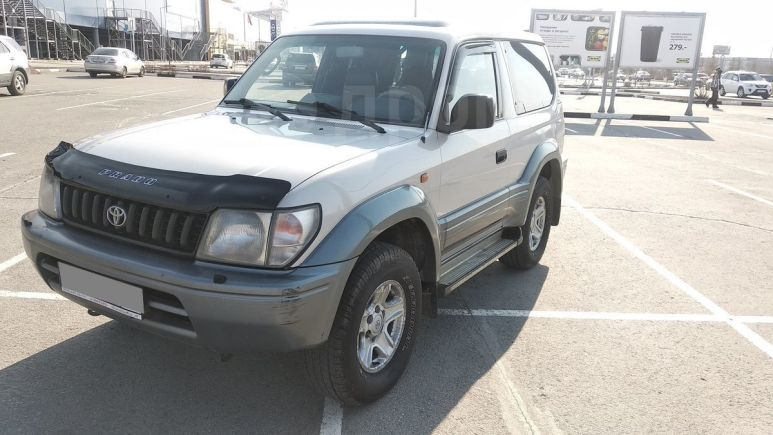 Toyota Land Cruiser Prado, 1997 год, 546 000 руб.
