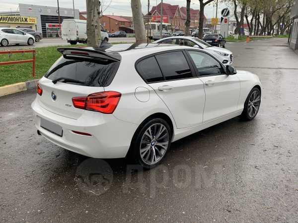 BMW 1-Series, 2015 год, 990 000 руб.