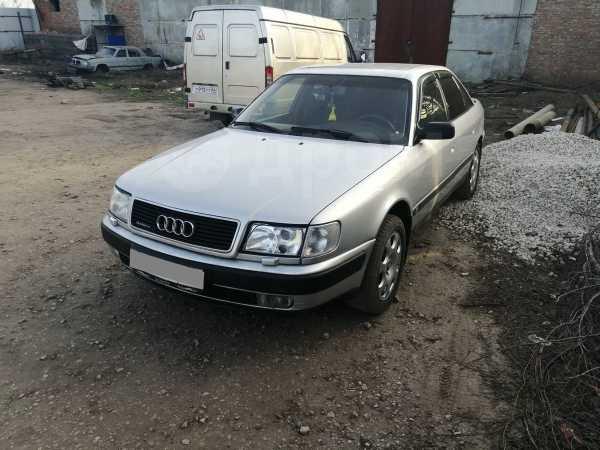 Audi 100, 1993 год, 155 555 руб.