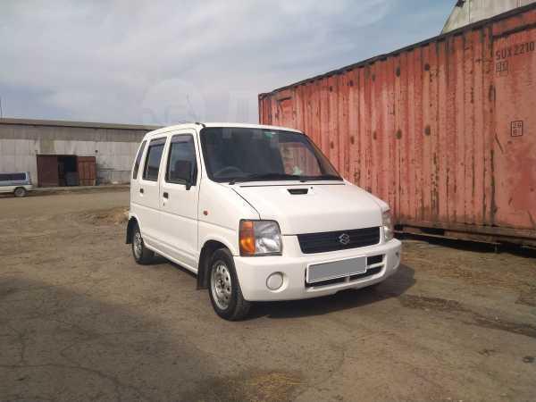 Suzuki Wagon R Wide, 1998 год, 135 000 руб.