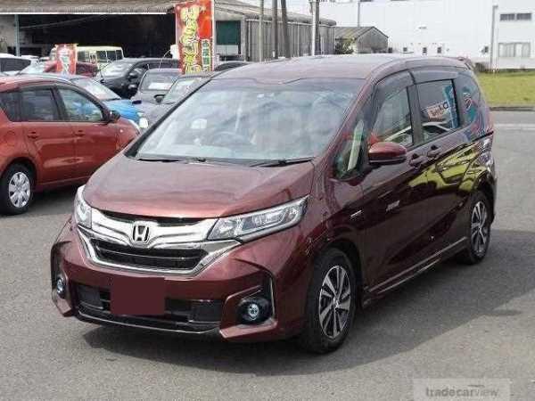 Honda Freed+, 2016 год, 585 000 руб.