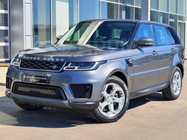 Land Rover Range Rover Sport, 2019 год, 5 466 000 руб.