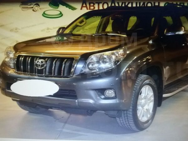 Toyota Land Cruiser Prado, 2010 год, 2 100 000 руб.