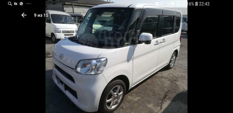 Daihatsu Tanto, 2015 год, 530 000 руб.