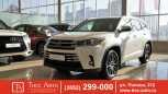 Toyota Highlander, 2019 год, 3 812 000 руб.