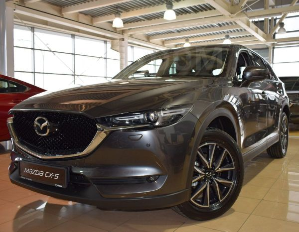 Mazda CX-5, 2019 год, 2 149 000 руб.