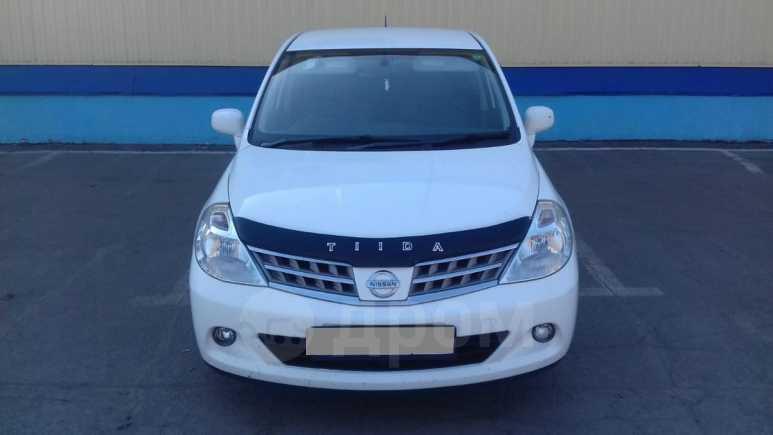 Nissan Tiida Latio, 2010 год, 385 000 руб.