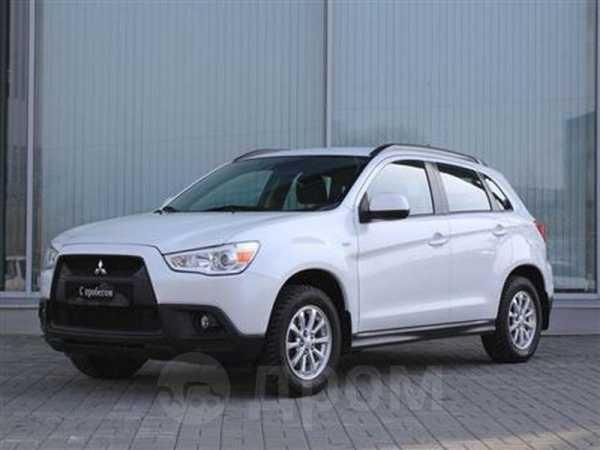 Mitsubishi ASX, 2011 год, 570 000 руб.
