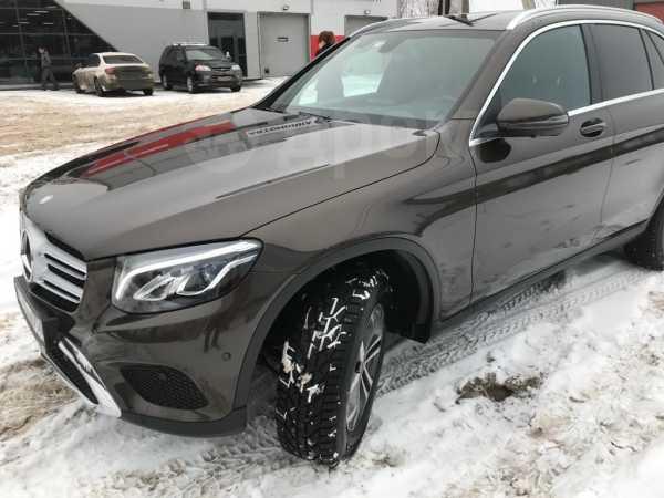 Mercedes-Benz GLC, 2017 год, 2 220 000 руб.