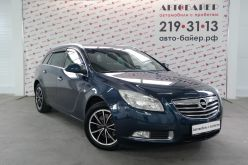 Красноярск Opel Insignia 2013