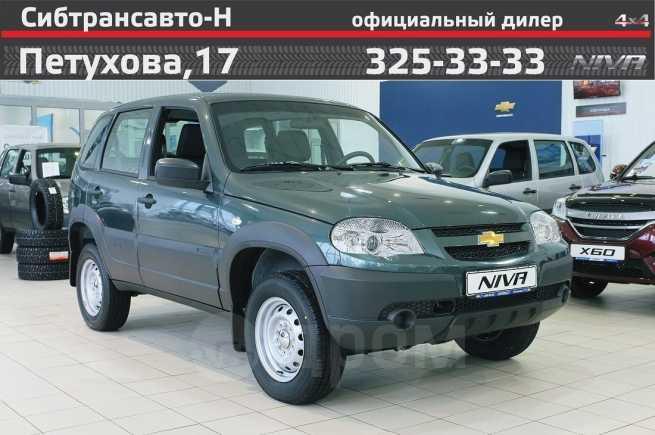 Chevrolet Niva, 2019 год, 535 500 руб.