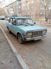Красноярск 2107 1991