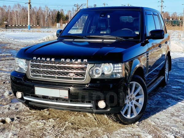 Land Rover Range Rover, 2010 год, 1 280 000 руб.
