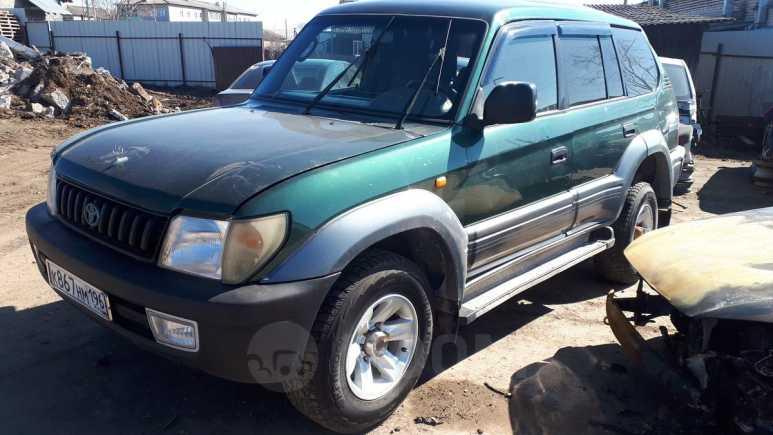 Toyota Land Cruiser Prado, 1997 год, 200 000 руб.