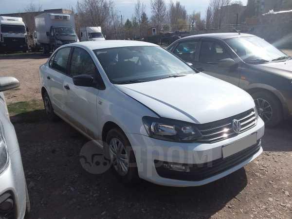 Volkswagen Polo, 2017 год, 500 000 руб.