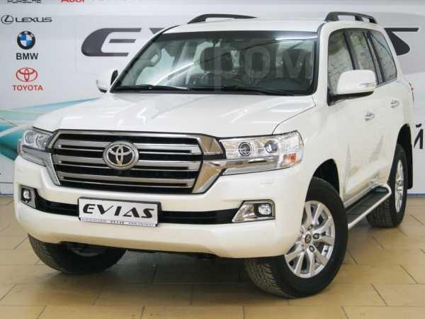 Toyota Land Cruiser, 2019 год, 5 390 000 руб.