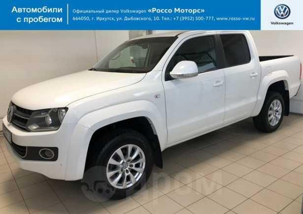 Volkswagen Amarok, 2012 год, 1 350 000 руб.