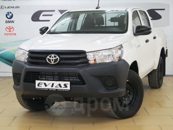 Toyota Hilux Pick Up, 2019 год, 2 280 000 руб.