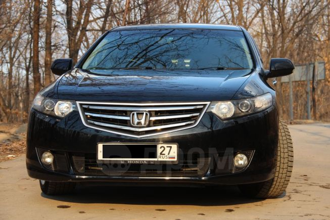 Honda Accord, 2009 год, 840 000 руб.